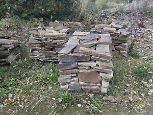 Dry Walling Stone