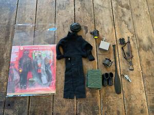 Vintage 1973 GI JOE Adventure Team Set #7411 THE SECRET MISSION TO SPY ISLAND