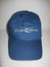 Blue Bud Light Baseball Cap Hat 2010 Anheuser Busch d2dfb57f16ad