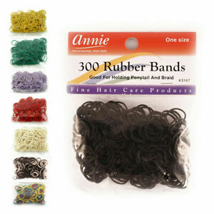Haargummis - Rasta Dreads Zöpf Bunt Armband Kleine Farbe 300/275 stück