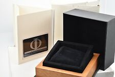open Papers-100% Genuine Authentic complete Baume Mercier Watch Box with