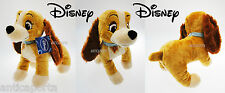 Peluche Lilli e il Vagabondo Lilly 34 cm Originale Disney Enorme Gigante XXL