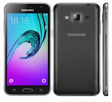 """New Original Unlocked Samsung Galaxy J3 J320A 16GB 5"""" 5MP Smartphone Black"""