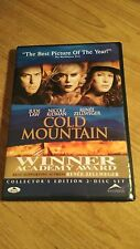 Cold Mountain (DVD, 2004, 2-Disc Set, Special Edition) Jude Law / Nicole Kidman