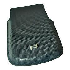 Bnib Porsche Design Genuine Leather Cubic Case Ultram Blackberry P'9981 P9981