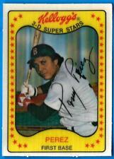 1981 Kellogg's TONY PEREZ (ex-mt) Boston Red Sox