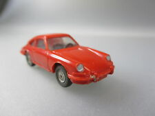 Wiking:Porsche 911, orangerot, eing. Lenkrad  (PKW22)