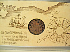 New listing 1808 East India Compass Coin