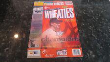 1999 World Series Champions New York Yankees Joe Torre Flat Wheaties Box