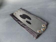 Bandeau cosplay NARUTO Shippuden emblème signe Neuf sous blister plaque metal 07
