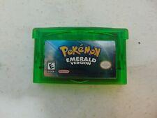 Bootleg Pokemon Emerald Nintendo GBA Untested