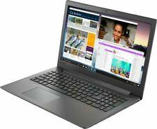 Lenovo IdeaPad 130-15AST 15.6 inch (128GB,AMD A9,3.1GHz,4GB) Laptop - Black - 81H5002FUS