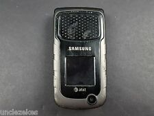 Samsung Rugby II SGH-A847 Black AT&T Cellular Phone