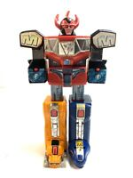Vintage Megazord Mighty Morphin Power Rangers Action Figure 1991 Bandai 90s Toy