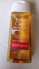 Neutrogena Body Clear Body Wash 8.50 oz NEW! Acne Body Wash Dermatologist Care