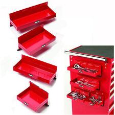4 vassoi portautensili magnetici per carrelli da officina Clarke MPT4B 7640080