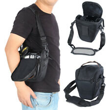 Waterproof SLR DSLR Camera Case Shoulder Bag Backpack fits for Canon Nikon-Sony