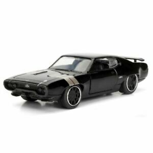 Fast And Furious 8 Doms Plymouth GTX 1:3 2 Echelle Jada 98300
