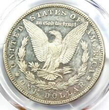 1890-CC Morgan Silver Dollar $1 - Certified PCGS AU Detail - Carson City Coin!