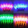 12/6PCS Archery Target Hunting Lighted Nock Compound Bow LED Arrows Nocks C0G0