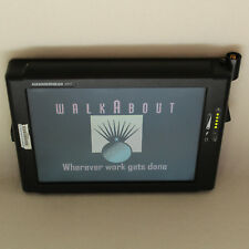 Fantastic Walkabout Computers Hammerhead HH3 XRT Rugged Industrial Tablet PC+Pen