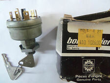 SKI-DOO ALPINE- Ignition Switch & Keys- 410-1026 NEW + OEM Bombardier Part + NEW