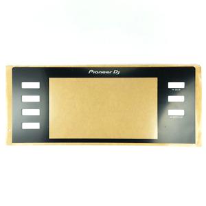 Display Panel window sticker for Pioneer XDJ-RX
