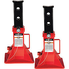 22 Ton Pin Type Jack Stands Pair Cbo Suu 1522a