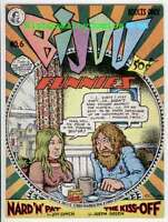 BIJOU FUNNIES #6, VF, Underground, Robert Crumb, Williamson, 1972, 2nd