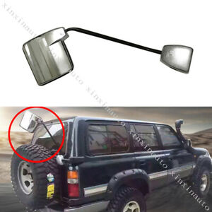 For 91-97 Toyota Land Cruiser LC80 FJ80 ABS Rear Trunk Bracket Tailgate Mirror