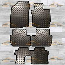 MITSUBISHI OUTLANDER 13-ON AUTO 7 SEATS TAILORED 3MM RUBBER HEAVY DUTY FLOOR MAT
