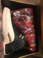 Brand new Air Jordan 12 retro Chinese New Year  size 12 men's
