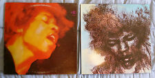 3 LP SET-JIMI HENDRIX EXPERIENCE - ELECTRIC LADYLAND/THE CRY OF LOVE VG+