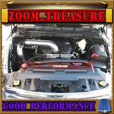 BLACK BLUE 2009-2013 DODGE RAM 1500 2500 3500 5.7L V8 HEMI COLD AIR INTAKE KIT