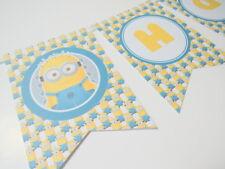 Custom Design Bunting Nursery, STANZA DEI GIOCHI, Battesimo, primo compleanno, Torta Smash