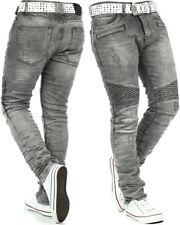 RedBridge by Cipo Baxx Herren Jeans Freizeit-hose Clubwear Biker Style Swag Dope