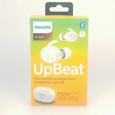Philips SHB2505WT/00 UpBeat True Wireless In-ear Headphones - White