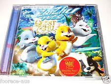 soundtrack, Zhu Zhu Pets Quest For Zhu, 14 Tracks CD, Australia