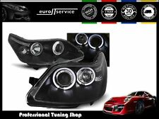 FARI ANTERIORI HEADLIGHTS LPCI10 CITROEN C4 2004-2007 2008 2009 2010 ANGEL EYES