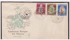 FDC VENETIA  CLUB  1950  -   TABACCO  NON  VIAGGIATA