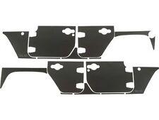Rugged Ridge Magnetic Protection Panel 15 Piece Kit 07-17 Jeep Wrangler JKU 4 Dr