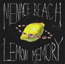 Menace Beach Lemon Memory CD NEW 2017