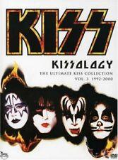 Kissology Vol. 3 Limited Best Buy Bonus DVD 1994 Brazil / KISS