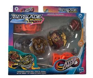 Beyblade Burst Rise Hypersphere Tournament Verses Pack