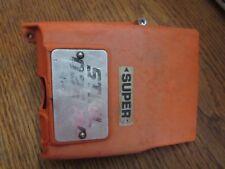 STIHL  038AV SUPER 038 MAGNUM CHAINSAW TOP COVER ENGINE SHROUD    BOX 62