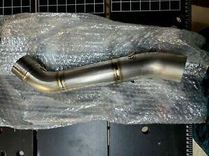 Akrapovic Aprilia LINK PIPE NEW for RSV4/TUONO V4 Slip On Exhaust 08-14