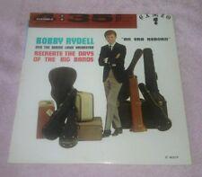 Bobby Rydell An Era Reborn LP Mono Cameo 1962 Inner Sleeve Bernie Lowe Orchestra