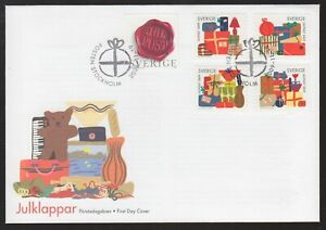 Sweden 2009 FDC Christmas Issue