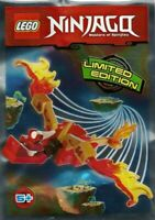 Lego Ninjago 891613 Limited edition - Dragon Kai's - Kai's Dragon foil pack