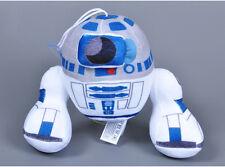 Star Wars R2D2 Astromech The Force Awakens Soft Doll Kids Plush Bear Stuffed Toy